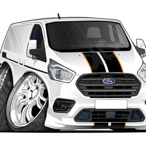 Ford Transit Custom - White