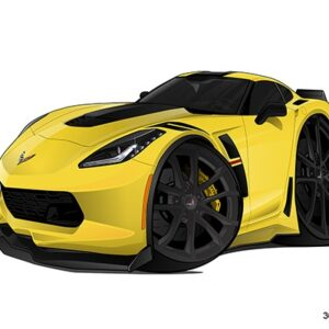 2017 C7 CORVETTE STINGRAY/Z06