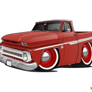 1963 PICK UP TRUCK